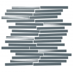 Italon ELEMENT PETROLIO MOSAICO STRIP 29,2x31,3
