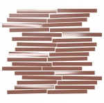 Italon ELEMENT ARGILLA MOSAICO STRIP 29,2x31,3
